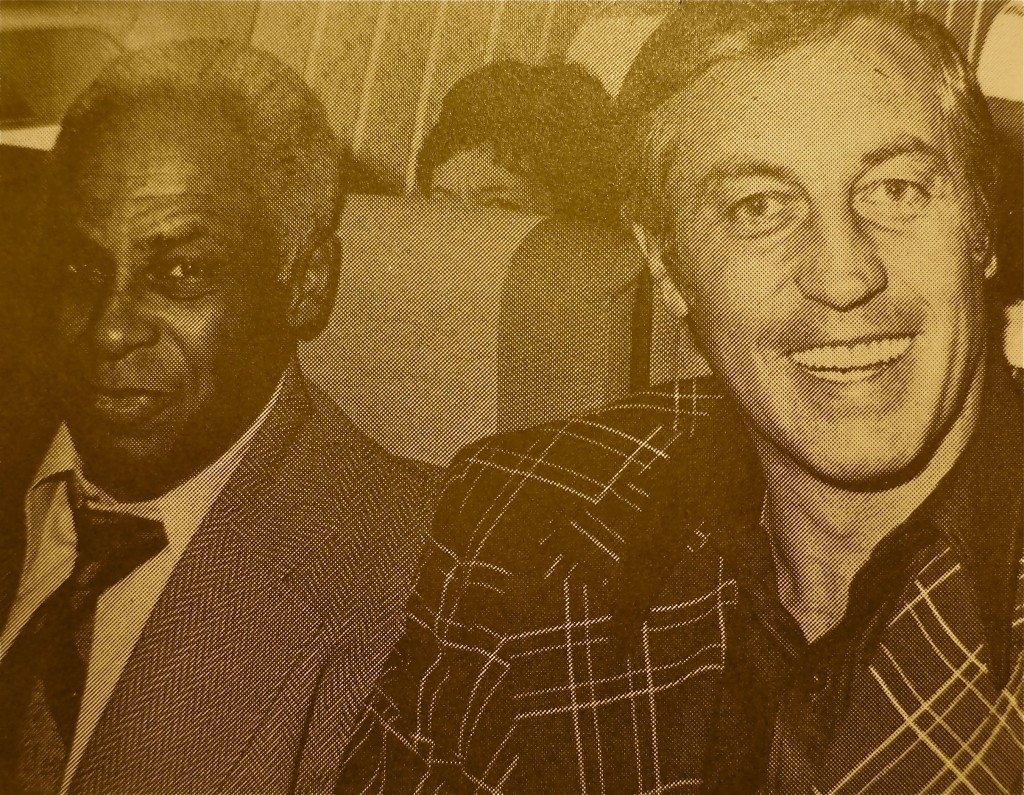 Herb Carnegie and Jean Beliveau may be the two classiest guys ever to don a hockey uniform. They were also friends for six decades, having met when Beliveau was a fresh-faced rookie with the Quebec Aces and Carnegie was at the end of a career that many felt should have included a real shot at the NHL.
